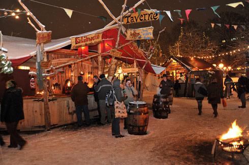 Weihnachtsmarkt Fürth.Mittelaltermaerkte